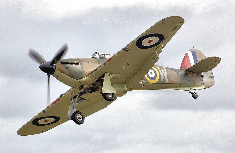MK1 Hawker Hurricane