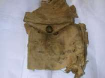 Original Hurricane pocket fitted on side panel