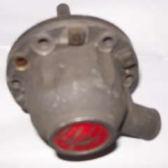 Header tank thermostat
