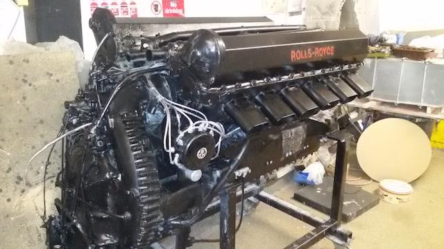 Kestrel engine