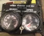 Early Spitfire/Hurricane oxygen regulator
