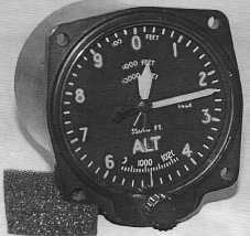 Hurricane Altimeter