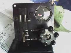 Spitfire oxygen regulator