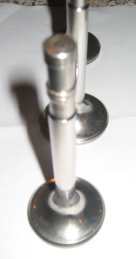 Rolls Royce engine valves