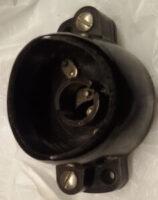 Rudder lamp holder